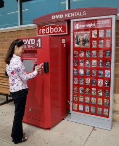 Redbox DVD Kiosk Requirements