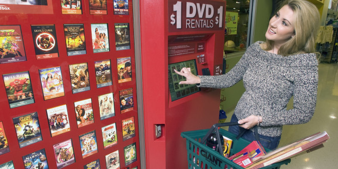 how much does a redbox machine cost