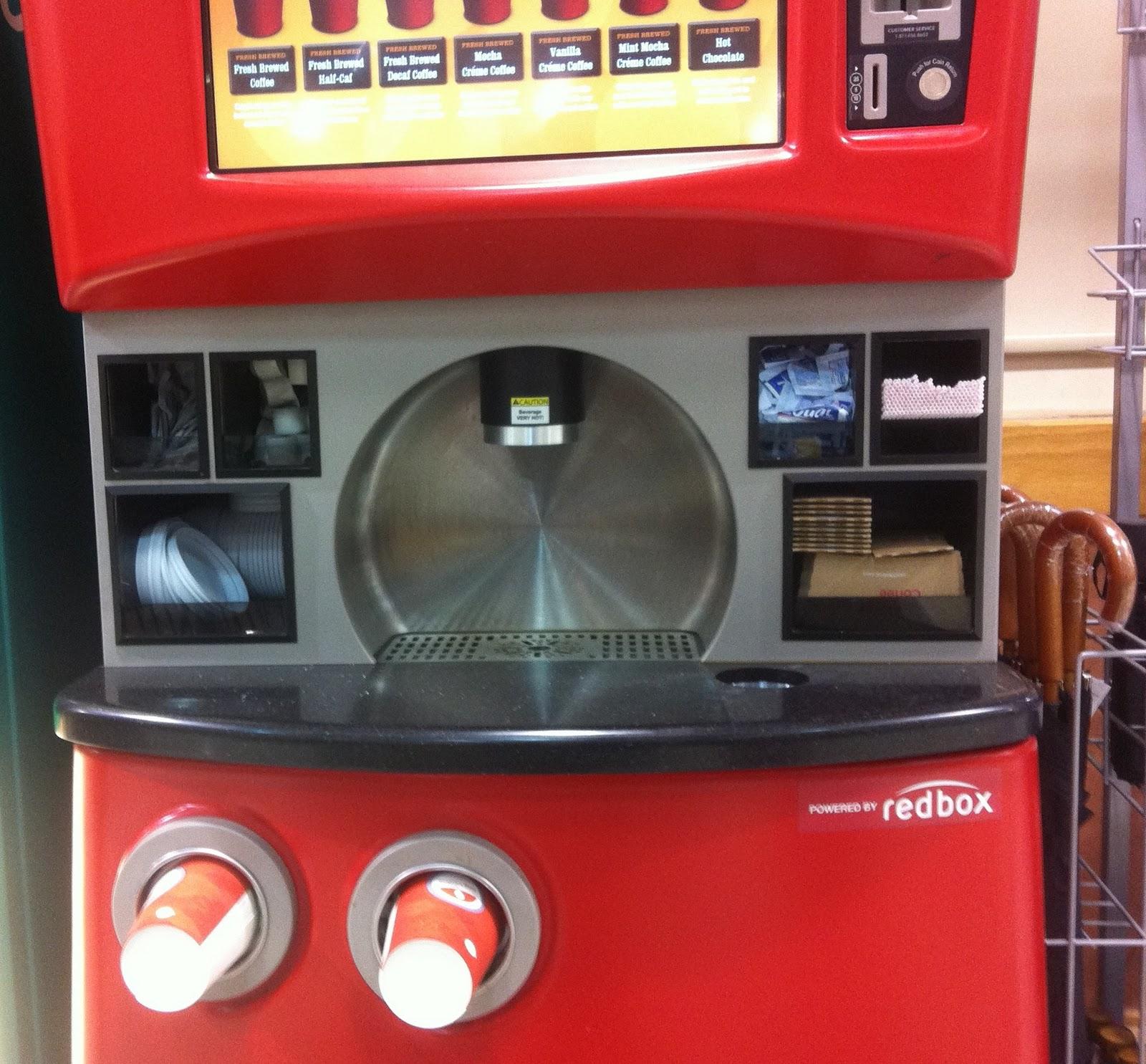 Coffee kiosks from Coinstar: More than 500 kiosks expected ...